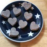 バレンタイン ハート型 チョコ 簡単